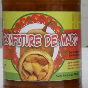 Confiture de Madd sucrée-salée
