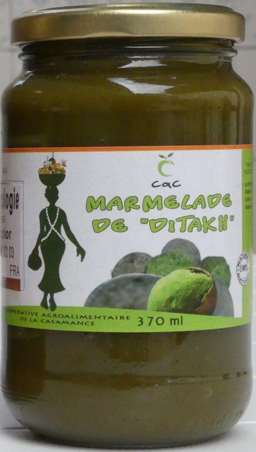 Pot de marmelade de ditakh