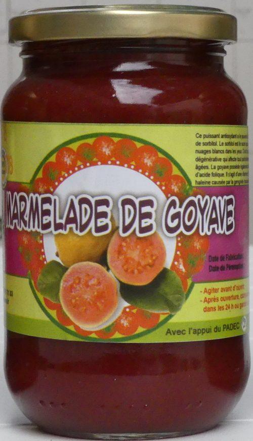 Marmelade de goyave