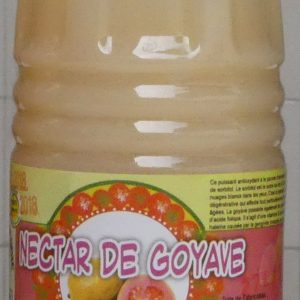 Nectar de goyave rouge